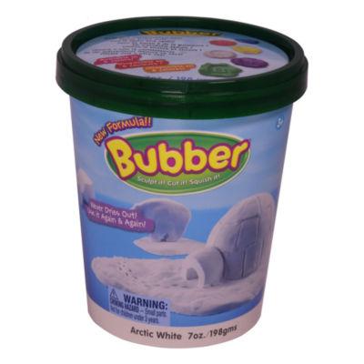 WABA Fun Bubber Bucket - 7 oz: White