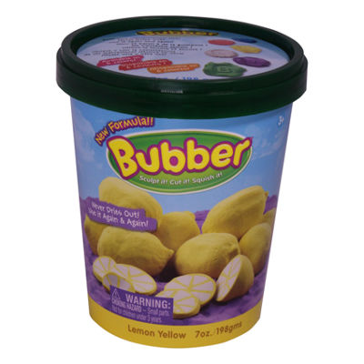 WABA Fun Bubber Bucket - 7 oz: Yellow