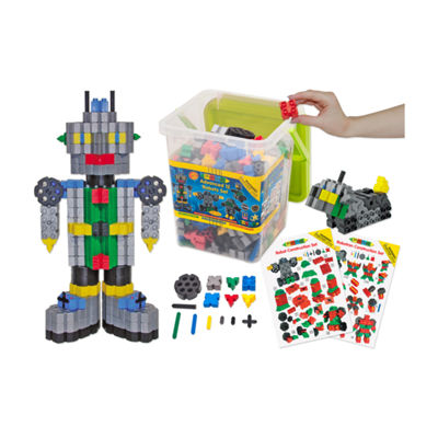 WABA Fun Morphun Advanced 12 Robots Set: 465 Pcs