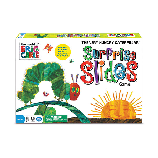 Wonder Forge The World of Eric Carle - Surprise Slides Game