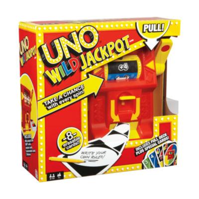 Mattel UNO Wild Jackpot Game
