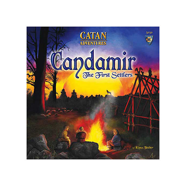 Mayfair Games Candamir™ - The First Settlers
