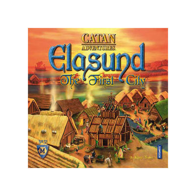 Mayfair Games Elasund™ - The First City of Catan