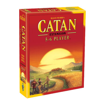 Mayfair Games Catan: 5-6 Player Extension
