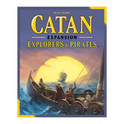 Mayfair Games Catan: Explorers & Pirates Expansion