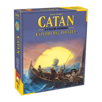 Mayfair Games Catan: Explorers & Pirates 5-6 Player Extension