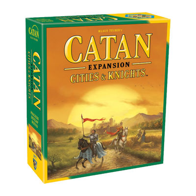 Mayfair Games Catan: Cities & Knights Expansion
