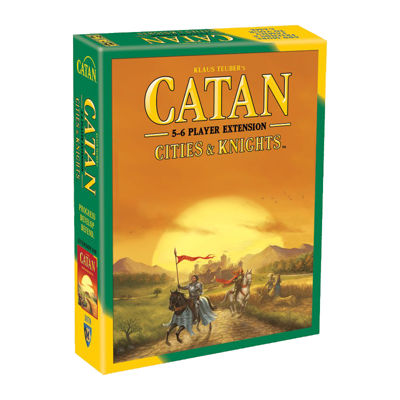 Mayfair Games Catan: Cities & Knights 5-6 Player Extension
