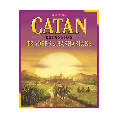 Mayfair Games Catan: Traders & Barbarians Expansion