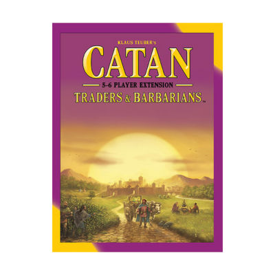Mayfair Games Catan: Traders & Barbarians 5-6 Player Expansion