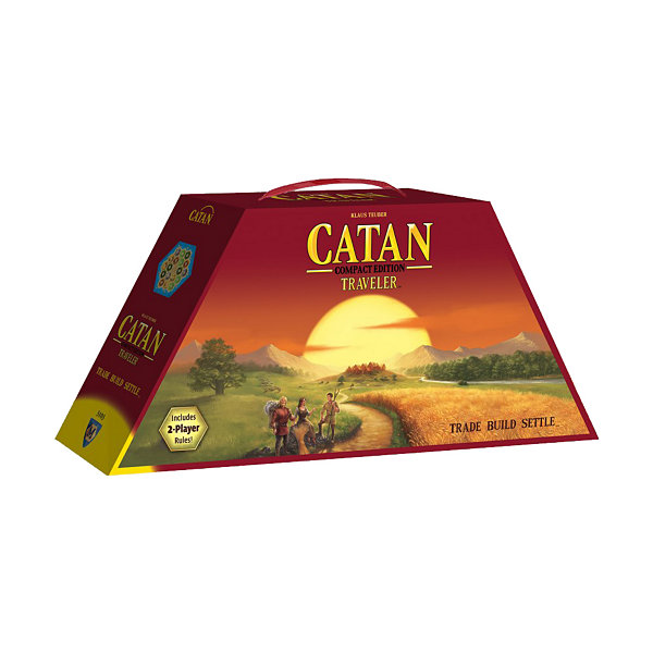 Mayfair Games Catan: Traveler Compact Edition