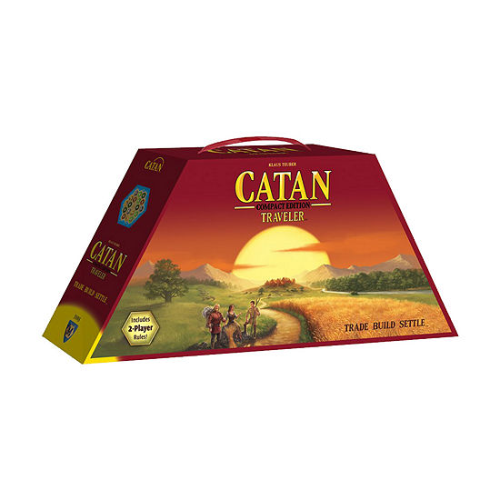 Mayfair Games Catan: Traveler Compact Edition