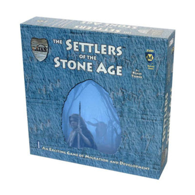 Mayfair Games Settlers of the Stone Age™