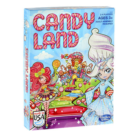 Hasbro Candy Land, One Size , Multiple Colors