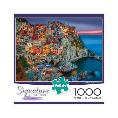 Buffalo Games Signature Collection - Cinque TerreItaly: 1000 Pcs