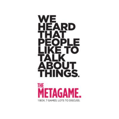 Buffalo Games The Metagame