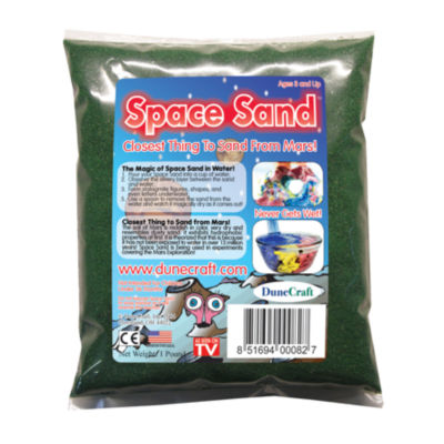Dunecraft Space Sand 1 lb Green