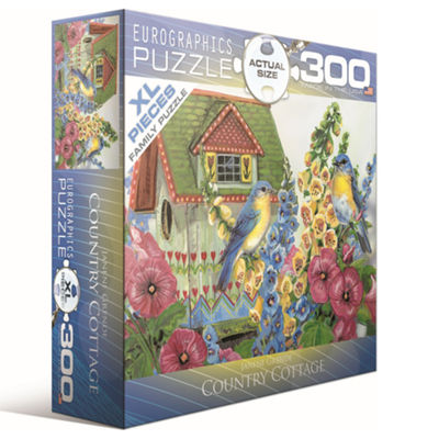 Eurographics Inc Janene Grendy - Country Cottage:300 Pcs