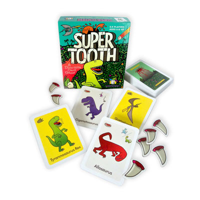 Gamewright Super Tooth