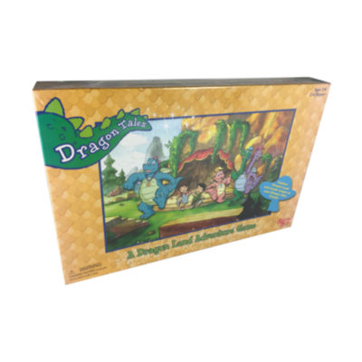 University Games Dragon Tales A Dragon Land Adventure Board Game