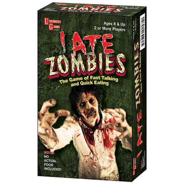 University Games I Ate Zombies Card Game
