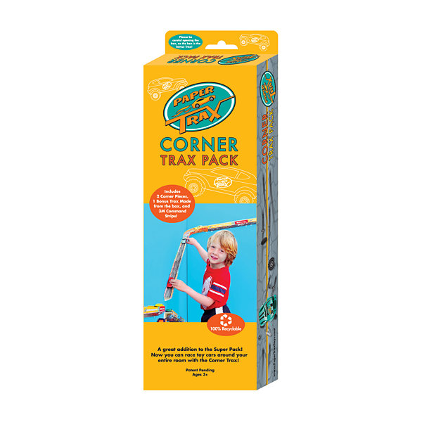 Be Good Company Paper Trax - Corner Trax Pack