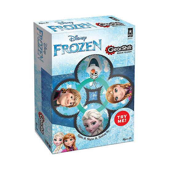 BePuzzled GearShift Brain Teaser - Disney Frozen