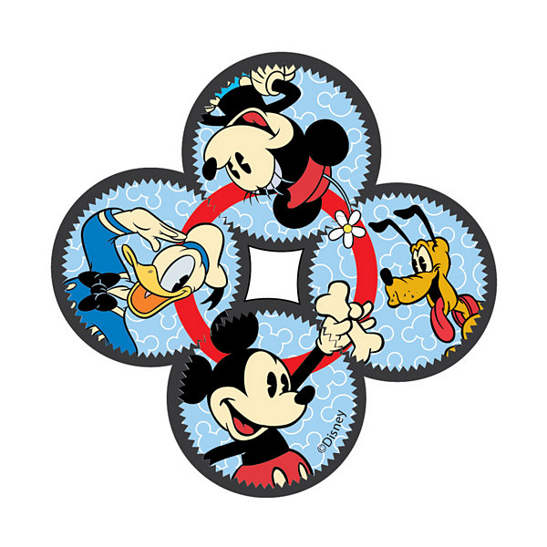 BePuzzled GearShift Brain Teaser - Disney Mickey Mouse