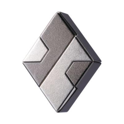 BePuzzled Hanayama Level 1 Cast Puzzle - Diamond