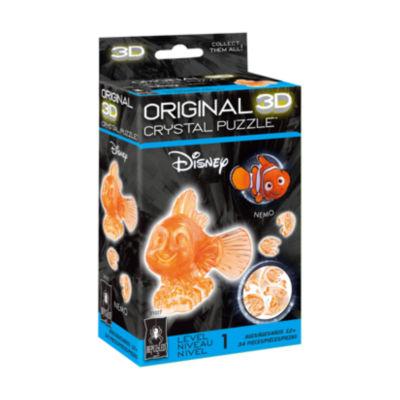 BePuzzled 3D Crystal Puzzle - Disney Nemo: 34 Pcs