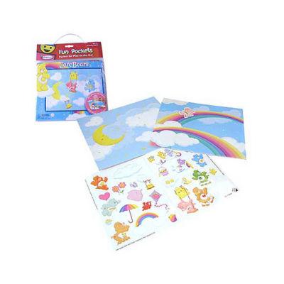 Colorforms Care Bears Colorforms Fun Pocket