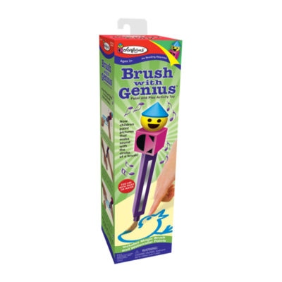 Colorforms Brush with Genius Paint and Play Activity Toy