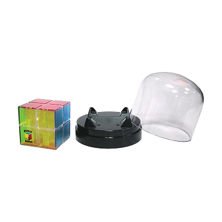 Family Games Inc. BIG Multicube - Clear Cube, One Size , Multiple Colors