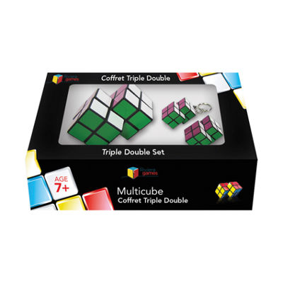 Family Games Inc. Multicube - Triple Double Set