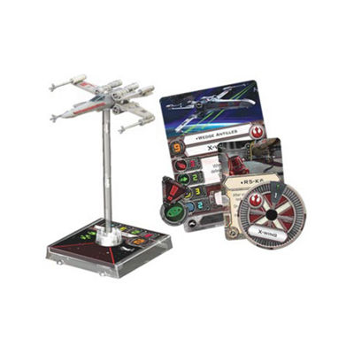 Fantasy Flight Games Star Wars X-Wing Miniatures Game - X-Wing Expansion Pack