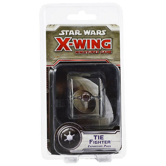 Fantasy Flight Games Star Wars X-Wing Miniatures Game - TIE Fighter Expansion Pack