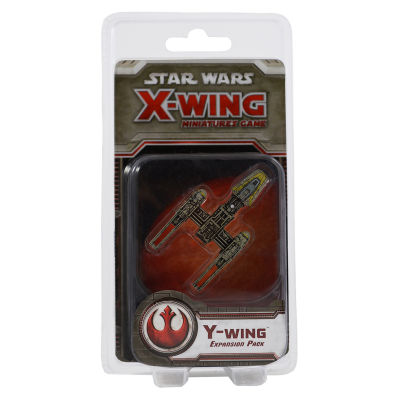 Fantasy Flight Games Star Wars X-Wing Miniatures Game - Y-Wing Expansion Pack