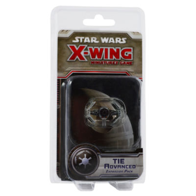 Fantasy Flight Games Star Wars X-Wing Miniatures Game - TIE Advanced Expansion Pack