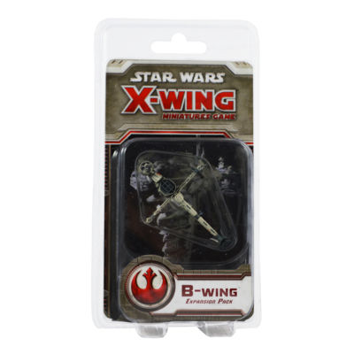 Fantasy Flight Games Star Wars X-Wing Miniatures Game - B-Wing Expansion Pack
