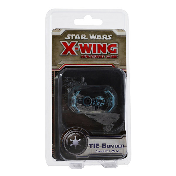 Fantasy Flight Games Star Wars X-Wing Miniatures Game - TIE Bomber Expansion Pack
