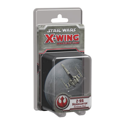 Fantasy Flight Games Star Wars X-Wing Miniatures Game - Z-95 Headhunter Expansion Pack