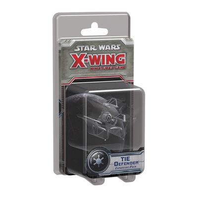 Fantasy Flight Games Star Wars X-Wing Miniatures Game - TIE Defender Expansion Pack