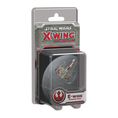 Fantasy Flight Games Star Wars X-Wing Miniatures Game - E-Wing Expansion Pack