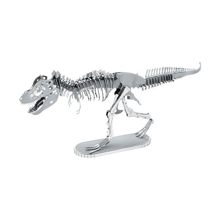 Fascinations Metal Earth 3D Laser Cut Model - Tyrannosaurus Rex, One Size , Multiple Colors