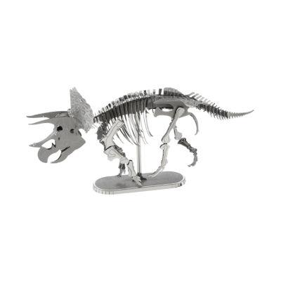 Fascinations Metal Earth 3D Laser Cut Model - Triceratops