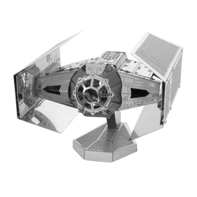 Fascinations Metal Earth 3D Laser Cut Model - StarWars: Darth Vader's TIE Fighter