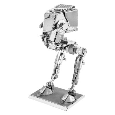 Fascinations Metal Earth 3D Laser Cut Model - StarWars AT-ST