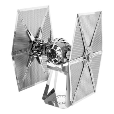 Fascinations Metal Earth 3D Laser Cut Model - StarWars Episode 7 Special Forces TIE Fighter