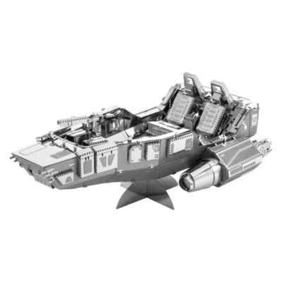 Fascinations Metal Earth 3D Laser Cut Model - StarWars Episode 7 First Order Snowspeeder