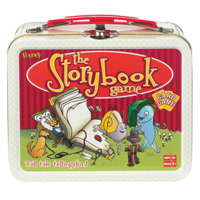 Fundex Games Lunch Box Games - The Storybook Game
